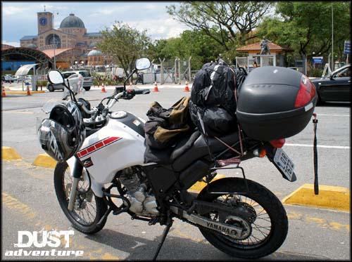 passeio de moto aparecida do norte