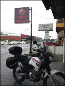 yamaha red motos